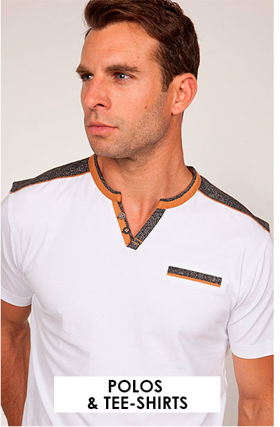 Polos & Tee-shirts
