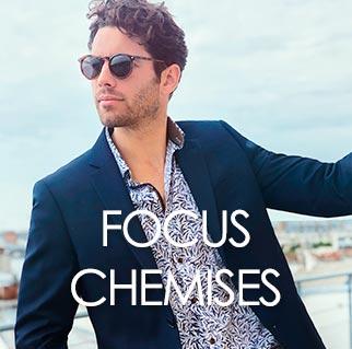 Focus chemises