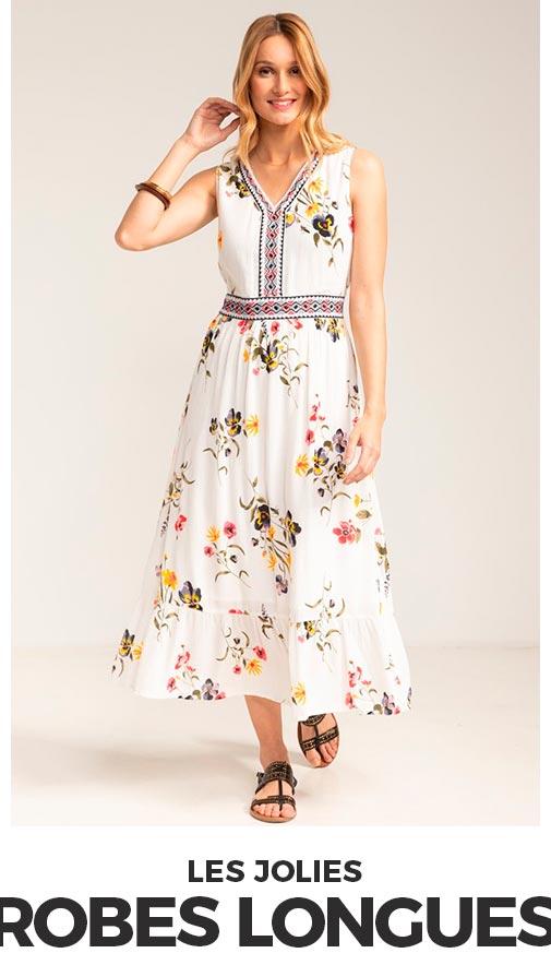 Les jolies robes longues