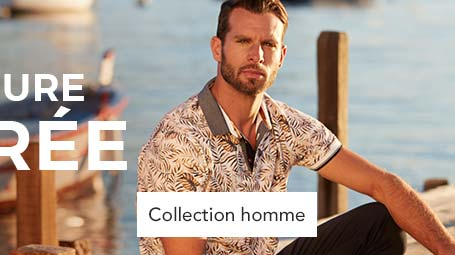 Collection heure dore homme