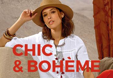 Chic & bohème